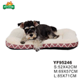 Classic Relax Warm And Comfortable Patterns Square Dog Beds
