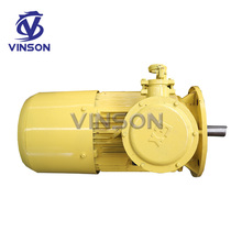china ac high torque 0.75kw single electric motor