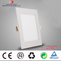 LED No drive low-voltage square panel lights 18W