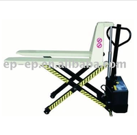 EP Warehouse Equipment Electric High Lift Hand Pallet Truck