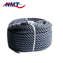 low elastic hawser tugboat polypropylene mooring rope
