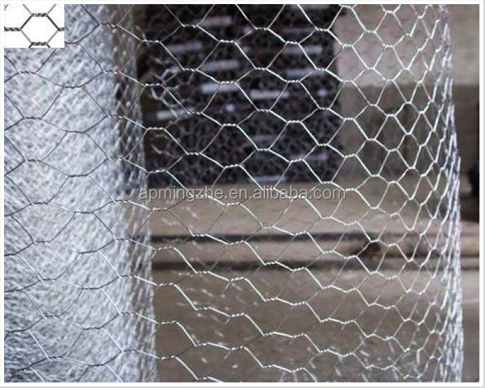 anping mill Livestock fence/Hex netting/steel wire neeting/durable hexagonal wire netting