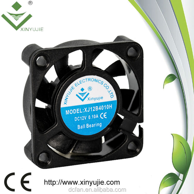OEM DC electric motor 12v small cooling fan