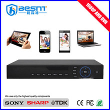 BESNT professional AHD 4ch 1080P dvr mobile monitoring p2p ahd cctv DVR BS-AHD04P