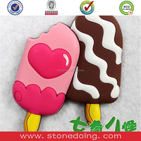 Factory Price Custom Cheap 3D Soft PVC Rubber Fridge Magnet