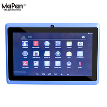 High Quality MaPan MX710F Quad Core 1024*600 Android 4.4OS 7 inch tablet pc with voice call