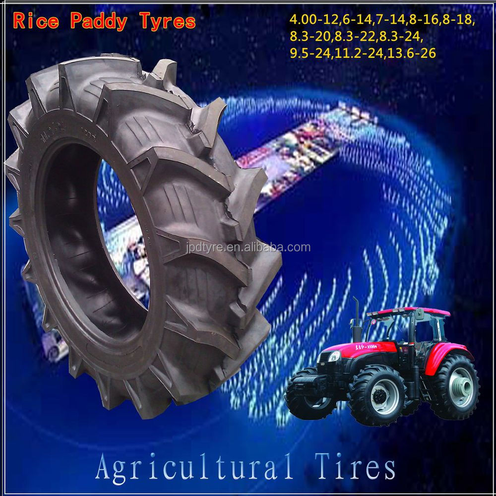 Tractor tyres 13.6-26 Rice Paddy tyres 13.6-26 for tractor