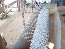 2016 New Product Chain Link Fence / Diamond Wire Mesh Selled By Anping Huilong