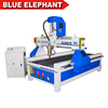 Wood cnc cutting router 6015 woodworking machine with vacuum table
