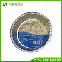 China Factory High Quality Competitive Price Aluminum Foil Container