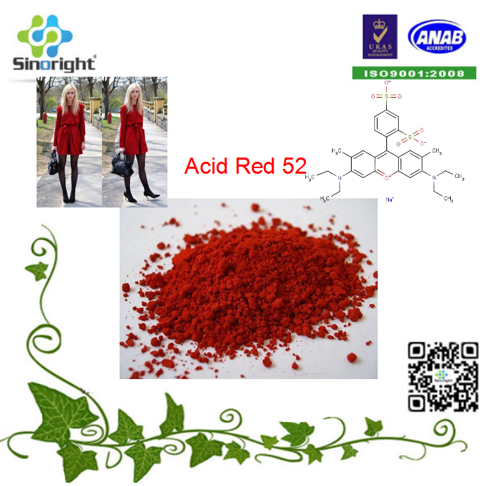 Dyestuffs Kiton Red S SULFORHODAMINE B Acid Red 52