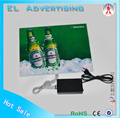 Outdoor el advertisement cold light el advertising enviromental el advertising