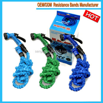 GH-013 2 layers latex expandable garden hose