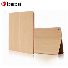 Retro case for ipad 2 ,for ipad 3 4 wooden leather Case