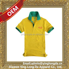 Top level best sell polo shirts custom design