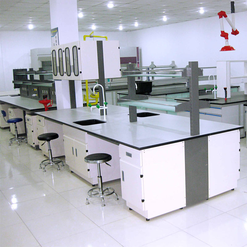 Directly manfacture laboratory epoxy resin bench top