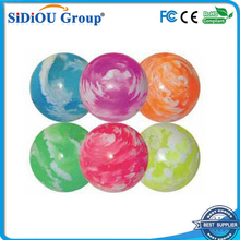 27mm high marble bouncing balls
