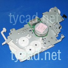 Main drive gear assembly RG5-7079-040CN for the HP LaserJet 5100