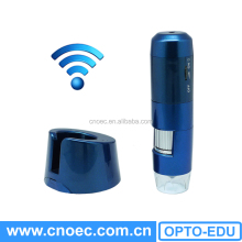A34.4185 5 X ~ 200X microscope for iPad,Android wifi microscope /Wireless USB Digital Microscope