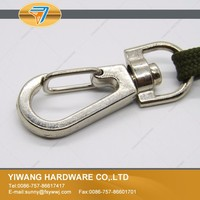 manufacturer direct wholesale great price zinc alloy swivel purse hook