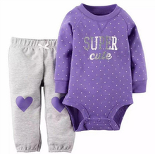 2017 hot sale girl purple baby clothes pictures