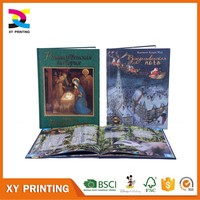 2016 Cheap Hardcover Children Book Printing from China Supplier
