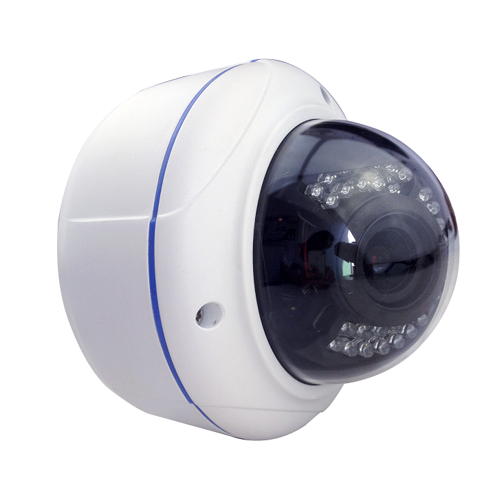 PoE 5.0MP HD IP Color Dome IR CCTV <strong>Camera</strong> progressive scan CMOS night vision security <strong>camera</strong>