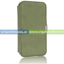Thin Slim-Fit Case Retail Packaging For iPhone 5 (Green)