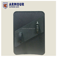 Police and military UHMWPE security ballistic riot shield for police
