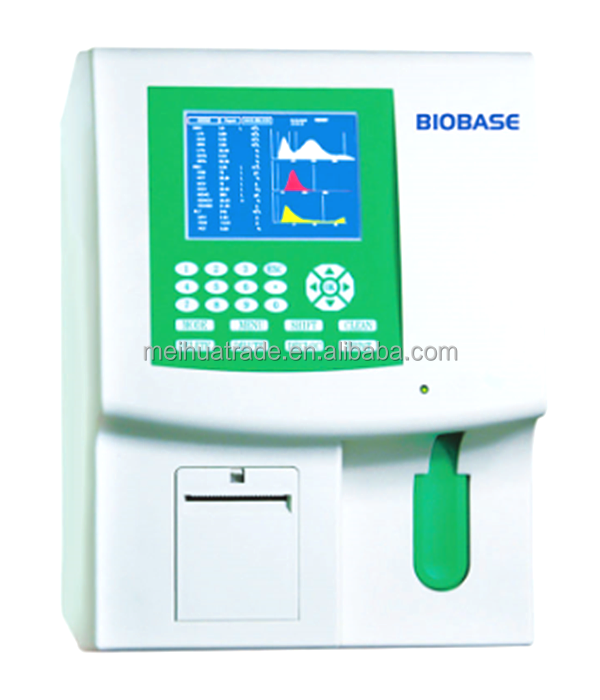 Easy to operate / Best price strong durability BK-6100 Auto Hematology Analyzer with complete after-sales service
