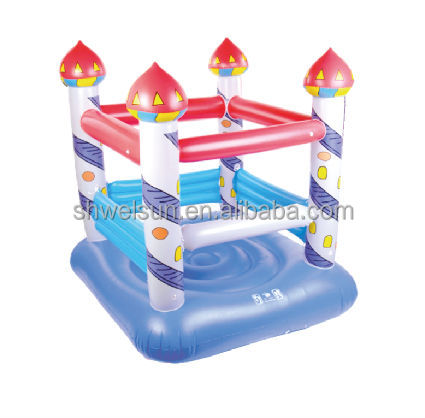 Funny Pvc Inflatable Magic Jumping Castle