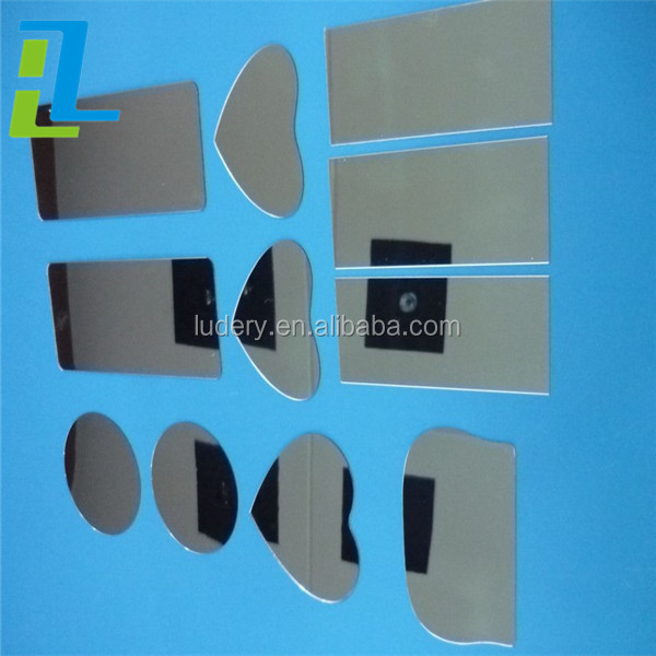 Wholesale unbreakable plastic 5mm cast mirror acrylic sheet