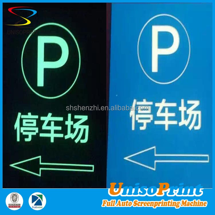 Engraving office door board noctilucent outdoor sign board