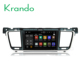 Krando 7'' touch screen car radio player Android 7.1 for Peugeot 508 2011+ audio gps multimedia navigation system WIFI KD-PG508