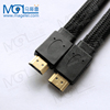 5m HDMI to HDMI Braided Zinc Alloy Cable HDMI 1080P 3D for PS3 Projector HD LCD Apple TV Computer