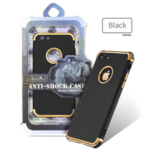 China Market Wholesale cell back cover pc matte hard TPU design mobile phone case for iphone 6 plus