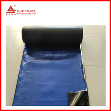 1.2mm self-adhesive modified bitumen waterproofing membrane