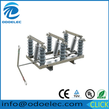 high voltage singe phase three phase Outdoor disconnect switch 12kv 24kv 36kv
