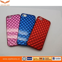 Hot selling blank TPU mobile cover for iPhone 6s case