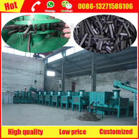 China best Brown coal pellet briquetting machine for sale with layout price