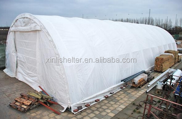 Fabricated Frame Storage Building Tent
