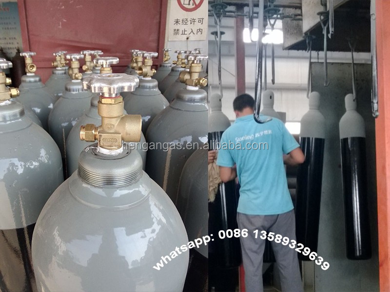 High purity 99.999% Industiral Nitrogen gas for Welding Nitrogen /Argon/Co2 gas mixture