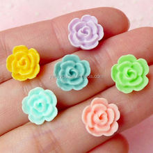 Main product fashionable flower resin craft in many style