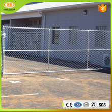 Pvc coated chain link galvanizedsteel wire chain link fences