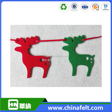 Eco-friendly Felt Christmas Reindeer Car Antlers