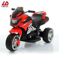 2017 New Plastic Motor Bike Kids Toy Cars Cheap Electric Motorcycle
