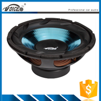 real sound model VW-120B 1200W 12'' car speaker woofer 8ohms