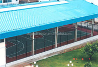 dfx brand large span steel structure prefab sport house and shed and building