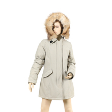 New Style Fashion Winter Snow Windproof Warm Ladies Down Jacket