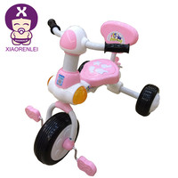 New Design 3 Wheel Colorful Plastic Tricycle For Kids Online